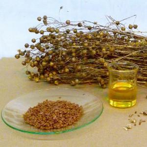 БАДы льняное масло